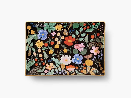 Rifle Paper Co. | Strawberry Fields Catchall