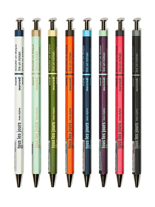 Tous Les Jours 0.5 mm Ballpoint Pen