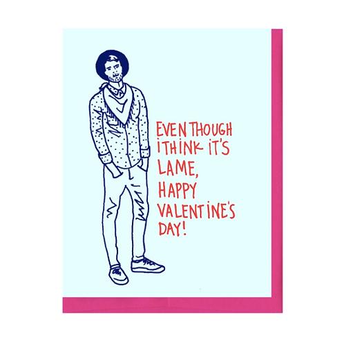 Hipster Valentine's Day