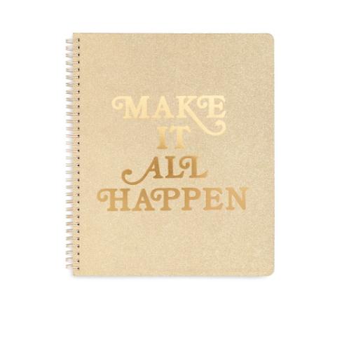 ban.do | Make It Happen Notebook