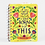 Thumbnail: Born to Do This 17 Month Planner