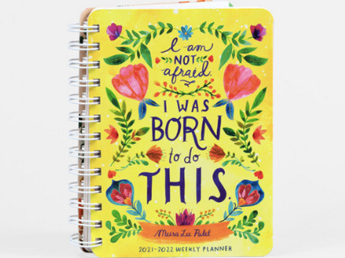 Born to Do This 17 Month Planner