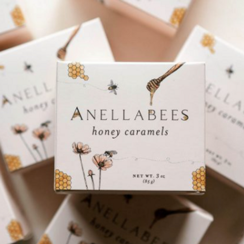 Anellabees | Honey Caramels