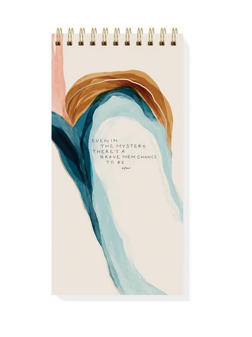 Morgan Harper Nichols | In the Mystery Notepad