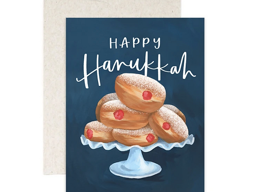 Hannukah Donuts Boxed Set