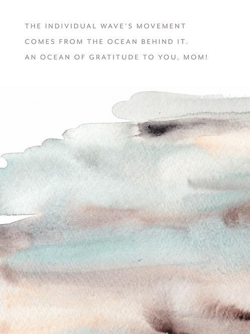 RPS   Ocean of Gratitude, Mom