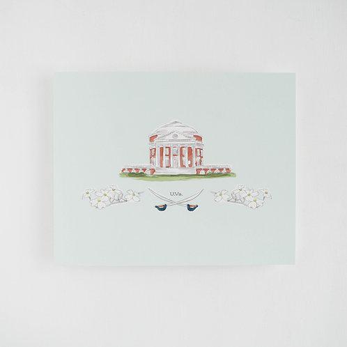 RPS | Watercolor Rotunda 8x10 Art Print