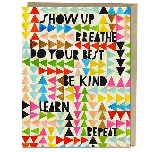 Show Up, Breathe