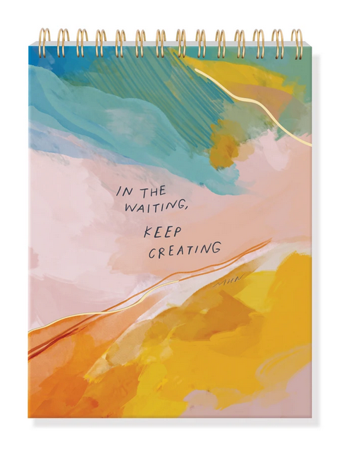 Morgan Harper Nichols | Keep Creating Sketchbook