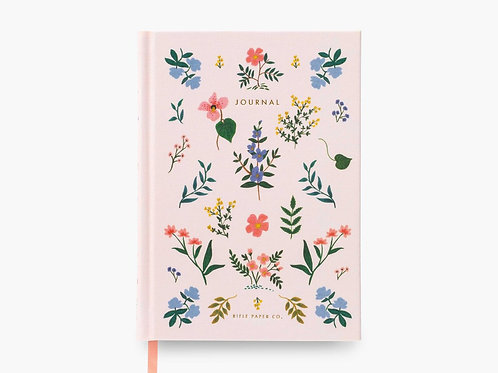 Rifle Paper Co. | Wildwood Fabric Journal