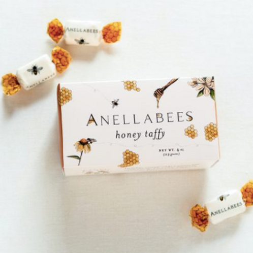 Anellabees   Honey Butter Taffy Candy