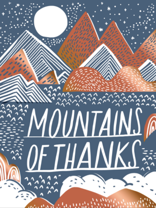 Mountain of Thanks