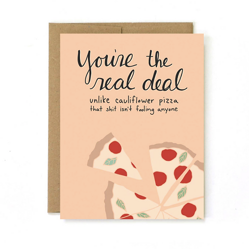 You're the Real Deal Valentine