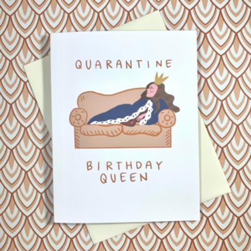 Quarantine Birthday Queen