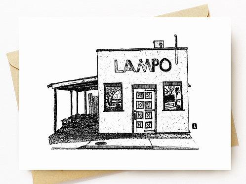 Lampo Card