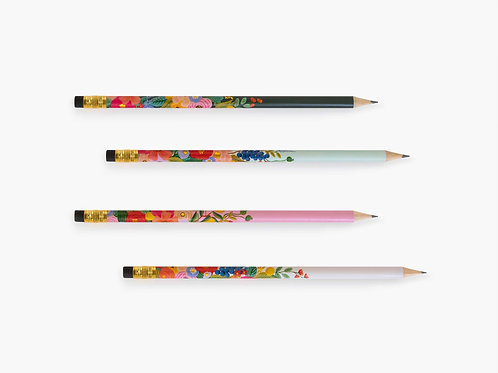 Rifle Paper Co.   Garden Party Writing Pencils