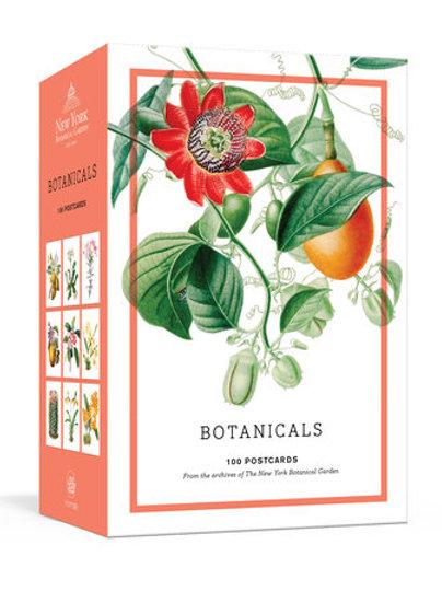 NY Botanical Garden Postcards