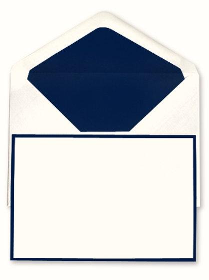 Original Crown Mill   Bi-Color Boxed Stationery Set
