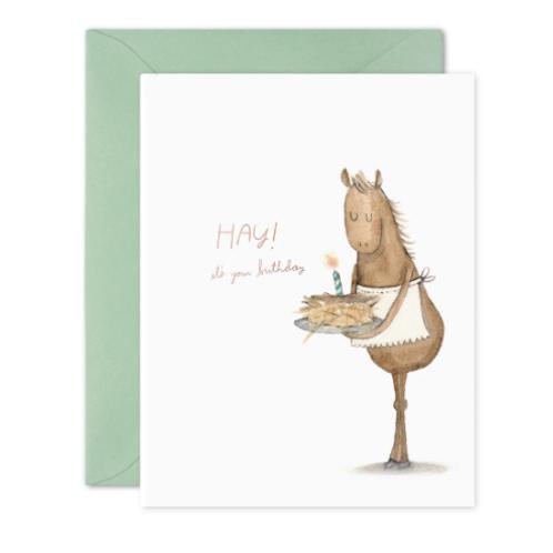Hay Cake
