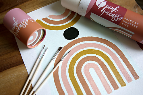 Pink Picasso | Find Your Balance Paint Kit