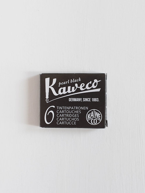 Kaweco | Fountain Pen Ink Cartridges 6-Pack