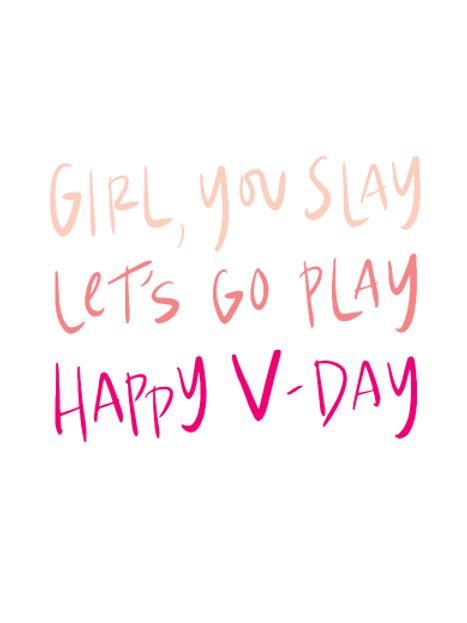 RPS | Girl, You Slay