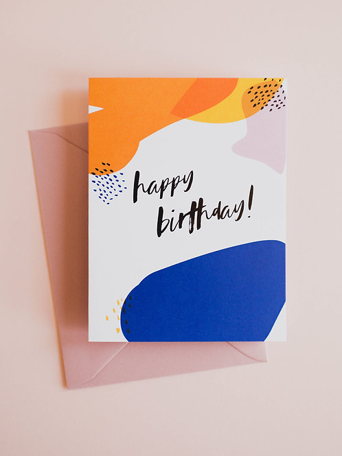 RPS | Mod Dots + Blobs Birthday
