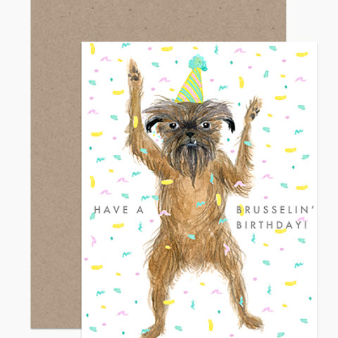 Have a Brusselin' Birthday!