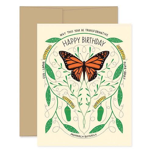 Metamorphosis Birthday