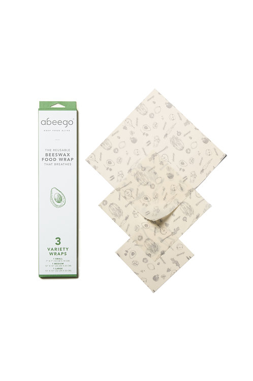 Abeego | Beeswax Food Wrap