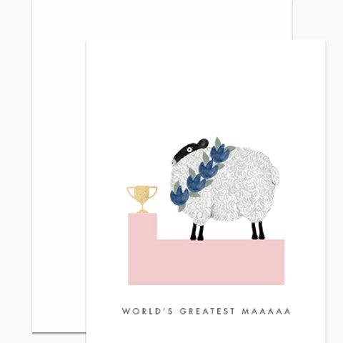 World's Greatest Maaaaa