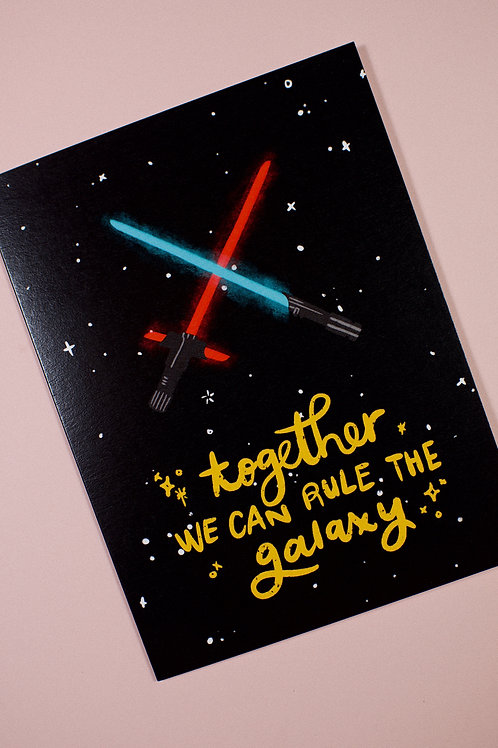 RPS | Together We Can Rule the Galaxy