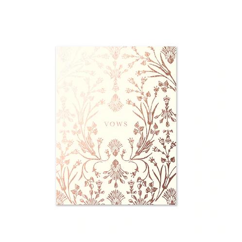 Botanical Vows Book