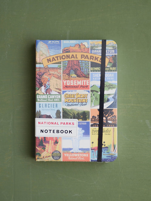 "National Parks Notebook 6"" x 8"""
