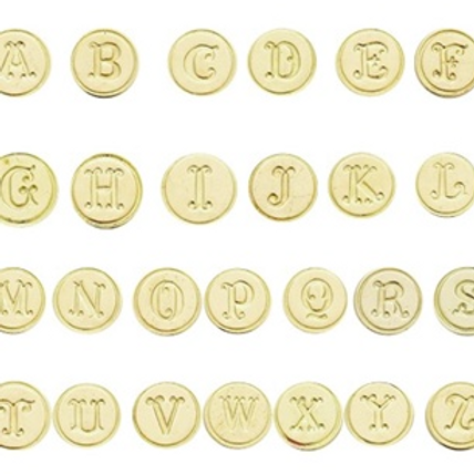 Brass Wax Seal Stamps