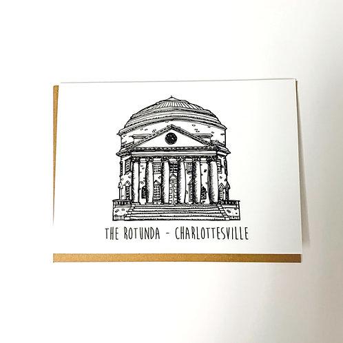The Rotunda - Charlottesville