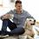 Thumbnail: Dog Person Mug + Bowl Set