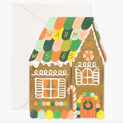 Rifle Paper Co. | Gingerbread House Box Set