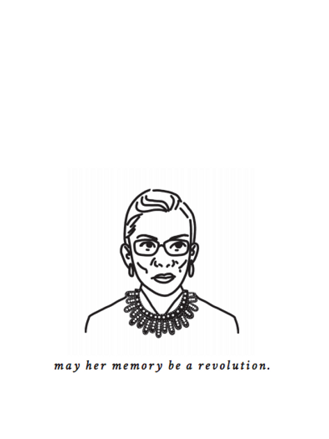 RPS | RBG May Her Memory be a Revolution