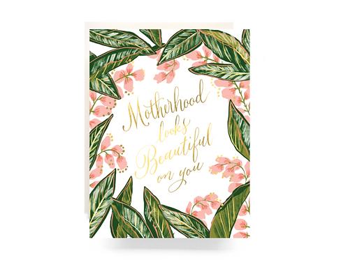 Motherhood Looks Beautiful on You