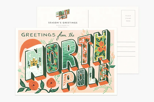 Rifle Paper Co. | Holiday Postcard Sets