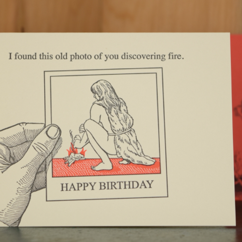 Fire Birthday