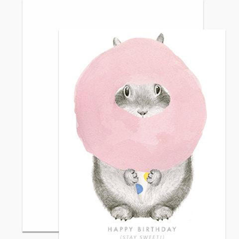 Stay Sweet Bunny