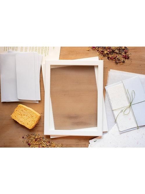 Oblation  |  Handmade Paper Making Ki