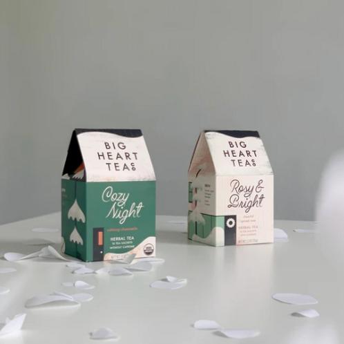 Big Heart Tea Co | Hygge Holiday Teas