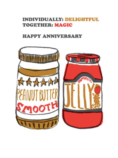 PB&J Anniversary