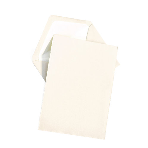 Original Crown Mill   A5 Deckled Edge Boxed Stationery