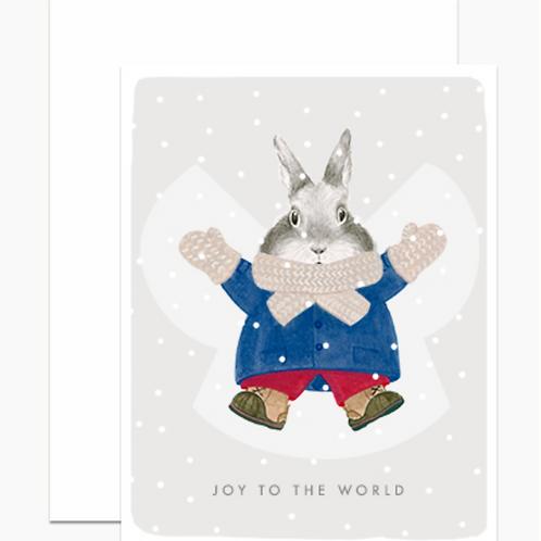 Dear Hancock Joy to the World Cards