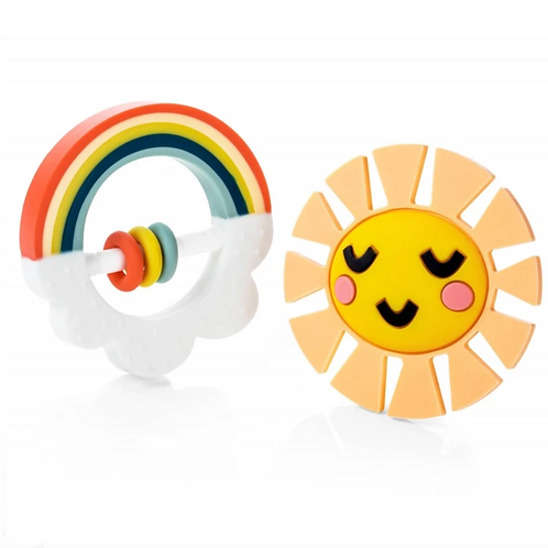 Lucy Darling | Little Rainbow Teether