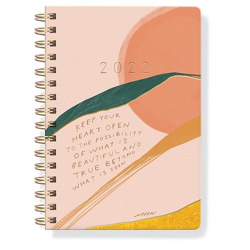 Morgan Harper Nichols | 2021-22 17 Month Planner